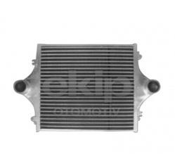 Радиатор интеркулер (intercooler) MAN 26.281